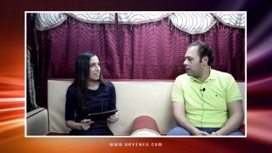 صورة لقاء الفنان محمد علي رزق