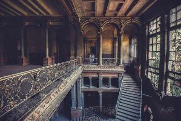 قصر سعيد حليم باشا
