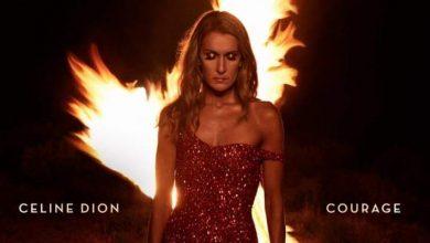"صورة النجمة سيلين ديون تطلق ألبوماً جديداً بعنوان ""courage"""