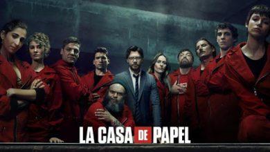صورة عودة La Casa De Papel في موسم خامس