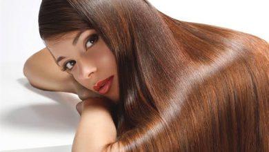 صورة بديل البروتين لفرد و تنعيم الشعر