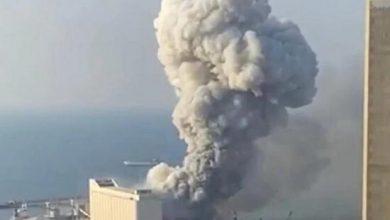 """صورة """"إليسا"""": بيتي اتكسر .. فنانون يعبرون عن تأثرهم بإنفجار مرفأ في بيروت"""