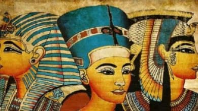 صورة أستعداد مرور موكب أسطوري مذهل لنقل ملوك وملكات مصر القديمة لمتحف الفسطاط الجديد