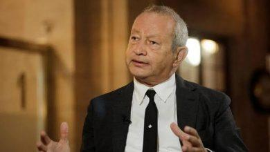 """صورة رجل الأعمال المصري""""نجيب ساويرس"""" يتبرع بمليون دولار للبنان"""
