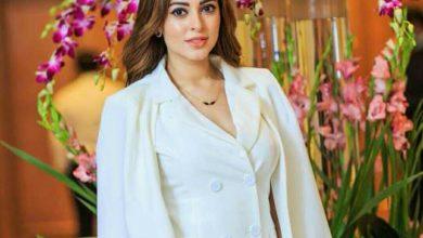 صورة كيرا الصباح تكشف عن دورها في فيلم حفلة ٩
