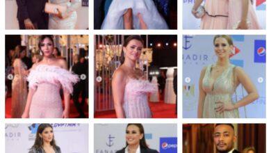 صورة أبرز النجوم الذين تغيبوا عن حضور حفل افتتاح مهرجان الجونة