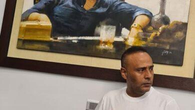 صورة الباتشينو يحول محمود عبد المغني إلى ممثل سكارفيس