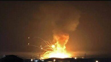 صورة عاجل | انفجار وسط مدينة هاطاي جنوب تركيا