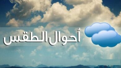 صورة شبورة مائية على القاهرة والوجه البحري ورياح نشطة تؤدي إلى إضطراب الملاحة البحرية
