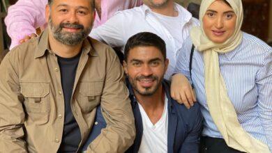 """صورة """"محمد حكيم"""" بتوقيع المخرجة """"منال الصيفي"""" في مسلسل """"جمال الحريم"""""""