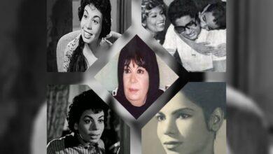 """صورة """"محمود أنت جيت يا حبيبي """"من أشهر أفيهات السينما المصرية في ذكرى وفاة خيرية أحمد"""