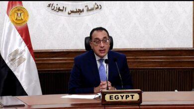 """صورة رئيس الوزراء: يُلقي كلمة مُسجلة خلال مؤتمر """"مستقبل الإعلام في مصر"""""""