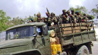 صورة الاعلام الاثيوبى :قوات إقليم تيجراي تدمر مطار مدينة أكسوم
