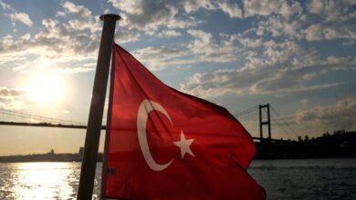 """صورة """"ألمانيا"""" تتحرش بتركيا فى البحر المتوسط"""