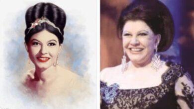"""صورة ثلاث رجال في حياة سيدتي الجميلة """"شويكار""""، ولبت نداء عبد الناصر من أجل الشعب"""