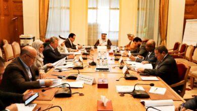 صورة رئيس البرلمان العربي يُعلن البدء في إجراءات إنشاء لجنة مشتركة لمكافحة الإرهاب من أعضاء البرلمان العربي القاهرة في 28 نوفمبر 2020م