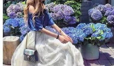 صورة تأثير اللون الأزرق فى الملابس على الحالة النفسية