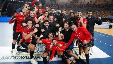 صورة رسميا منتخب مصر في المركز السابع في كأس العالم
