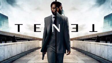 صورة فيلم Tenet عبارة عن شرح للنظرية النسبية لأينشتاين بالمعكوس