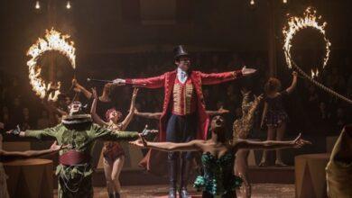 صورة The Greatest Showman .. استعراضات ملهمة للنجاح