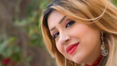 """صورة الفنانة """"دينا السراج"""" في أستضافة برنامج """"صباح البلد""""علي قناة صدي البلد"""