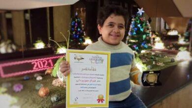 """صورة الطفل """"عبد الرحمن ورداني""""يحصل علي أول مسابقه في التصوير ناشيونال چيوجرافيك"""