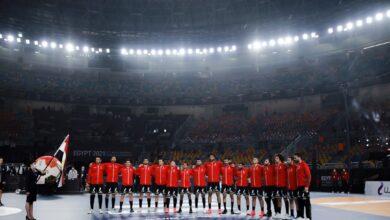 صورة منتخب مصر يحقق الفوز الأول في كأس العالم