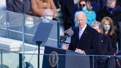 صورة جو بايدن: سأكون رئيسًا لكل الأمريكيين وكامالا رسميًا أول أمرأة تتولى منصب نائب الرئيس في تاريخ الولايات المتحدة