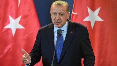 صورة أردوغان مستمر في دعمه للتنظيمات والميليشيات المسلحة