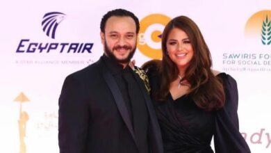 صورة أحمد خالد صالح وهنادي مهنا في صاحبة السعادة الإثنين المقبل