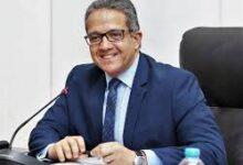 صورة وزير الآثار يقدم بعض الرسائل لتطوير القطاع السياحي في مصر