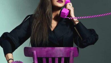 صورة كارمن لبس تصرح لمجلة هافن عن أعمالها القادمة