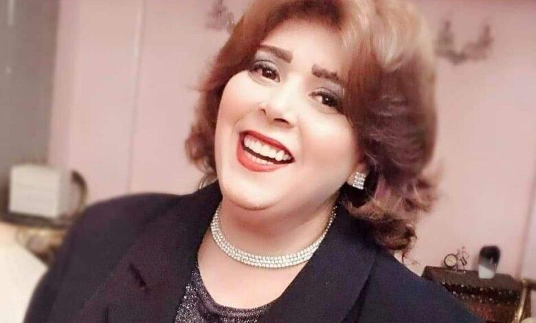 صورة وفاة القديرة سوسن ربيع بفيروس كورونا اللعين