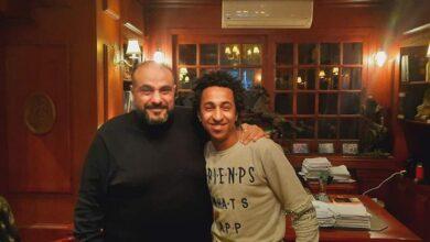 """صورة إبراهيم السقا و أول تجاربه السينمائية """"المنتج ريمون مقار بيشجعني دائمًا """""""