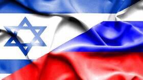 صورة زعيم أكبر حزب معارض للكيان الصهيوني يدعو للتعاون مع روسيا للحفاظ على الهدوء في سوريا