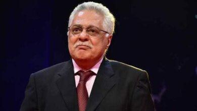 """صورة إصابة الفنان """"توفيق عبد الحميد"""" بفيروس كورونا"""